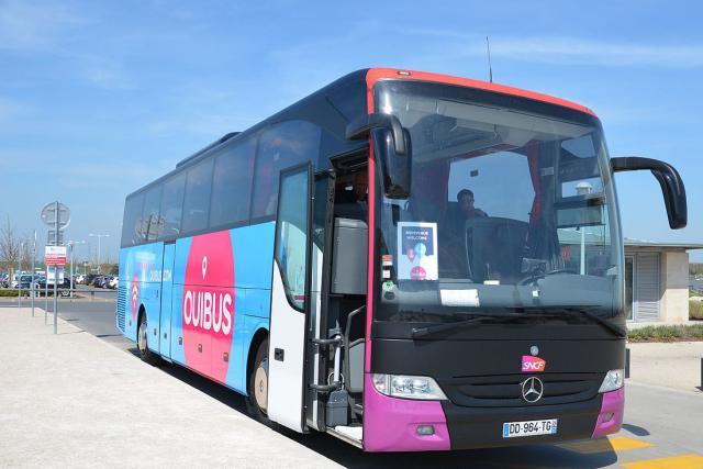 Dès le 3 août prochain, Ouibus desservira 11 nouvelles destinations en France à partir de 5 euros. (Photo: Licence CC)