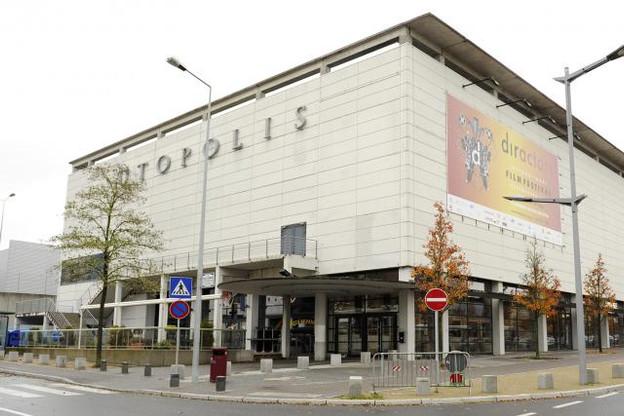 La galerie accueillera notamment quatre nouveaux restaurants et un bar. (Photo: David Laudent / archives)