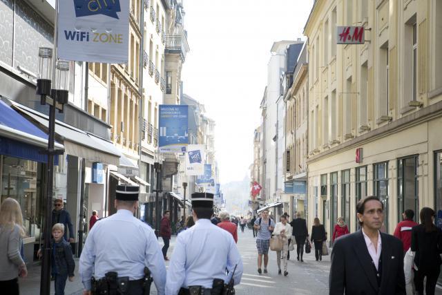 En tête des préoccupations des lecteurs cette semaine, la sécurité dans la capitale et sa bonne tenue soulignées dans un rapport international. (Photo: Benjamin Champenois/archives)