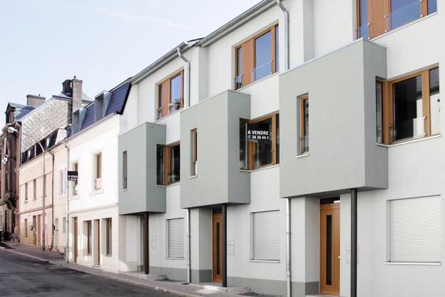 Au Luxembourg, les prix de l'immobilier continuent de croître.  (Photo: Luc Deflorenne / archives)