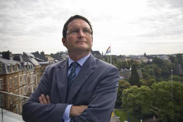 Pitt Arens, 55 ans, est désormais à la tête de la très controversée société OneCoin.  (Photo: Fabrizio Maltese / archives)