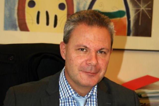 Frédéric Santoni, nouveau directeur général de Total Luxembourg, a déjà 20 ans de maison. (Photo : Total Luxembourg)