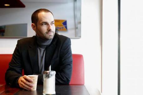 Alexandre Baudet (CRP Henri Tudor) (Photo : Olivier Minaire)
