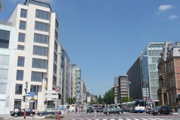 L'ABLV, dont la filiale luxembourgeoise est basée au 26, boulevard Royal, reste sereine malgré la tourmente. (Photo: Maison Moderne/archives)