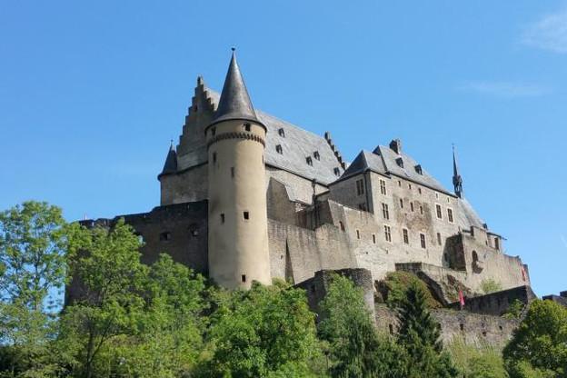Le château de Vianden a accueilli en 2017 quelque 181.825 visiteurs.  (Photo: Licence C.C.)