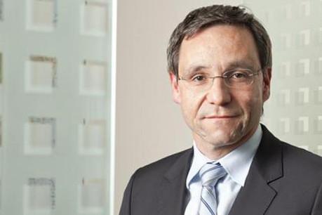 Emmanuel Lebeau, fraîchement promu à la tête d'Opexia. (Photo: Julien Becker)