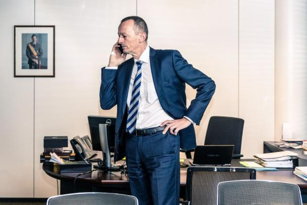 Contacté par un chasseur de têtes «en février dernier», Johan Vanneste a annoncé son départ au président du conseil d'administration lundi «par téléphone»car il devait être présent à Köln devant ses futurs employeurs. (Photo: Maison Moderne/archives)