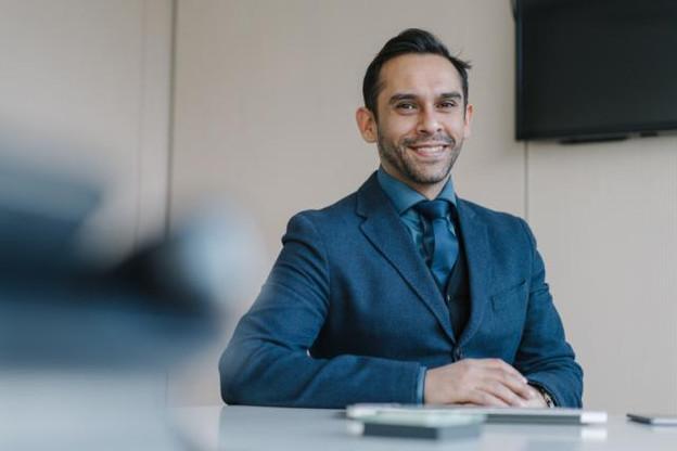 Nasir Zubairi: «Je pense que le secteur des Fintech au Luxembourg est en pleine explosion et que le reste du monde est en train de réaliser que le Luxembourg est un vrai hub dédié aux technologies financières. » (Photo: Marion Dessard / archives)