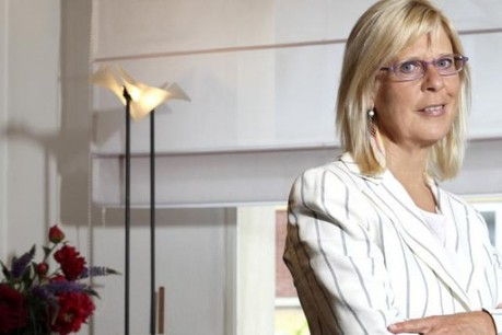 Entrée au Tageblatt en 1977, Danièle Fonck en est rédacteur en chef depuis fin 2004.  (Photo: Olivier Minaire/archives)