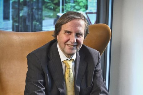 Jacques Chahine: «La croissance mondiale devrait atteindre 3,4% (en devise) et plus en parité de pouvoir d'achat.» (Photo: Étienne Delorme / archives)