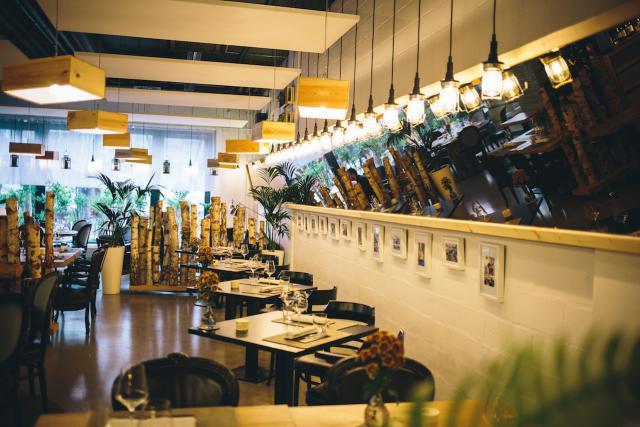 L'Atelier du Windsor fait partie des trois nouveaux restaurants ayant fait leur entrée dans la 11e édition du guide Bib. (Photo: Happy Dayz Photographie)