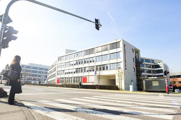 En plus du Laccolith, à la Cloche d'Or, la Commission européenne va installer une partie de ses services au complexe Ariane, l'ancien siège de PwC, route d'Esch. ( Photo: David Laurent / archives )