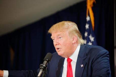 Donald Trump prend le risque de raviver les tensions au Moyen-Orient en cassant un accord longuement négocié avec l'Iran. (Photo: Licence C. C.)