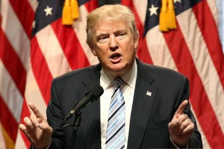 Donald Trump a également confirmé qu'un mur à la frontière mexicaine sera construit. «Les murs fonctionnent et sauvent des vies, alors travaillons ensemble», a-t-il ainsi justifié. (Photo: Shutterstock)