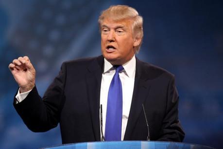 Donald Trump a indiqué qu'il allait réunir ses responsables de la sécurité pour discuter de l'évolution de la situation. (Photo: Licence CC)