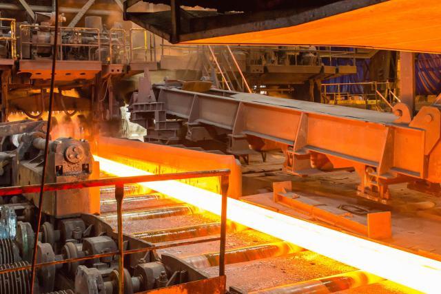 Les États-Unis importent actuellement 27% de leur acier, dont 3,8% d'Allemagne. (Photo: Licence C. C.)
