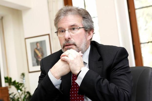 Mars Di Bartolomeo interpellera ses homologues européens lors d'une réunion programmée au printemps prochain. (Photo: Olivier Minaire / archives)