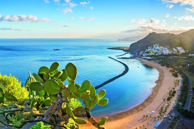 Les plages de Tenerife, et plus largement l'Espagne, le Portugal et l'Italie font partie des top destinations des Luxembourgeois en 2018 chez trois opérateurs du Grand-Duché. (Photo : Luxair)