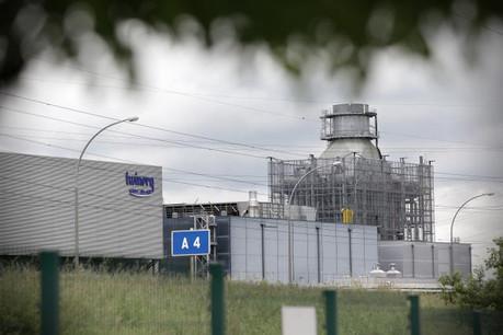 La centrale turbine gaz-vapeur est victime de sa rentabilité insuffisante. (Photo: Luc Deflorenne / archives)