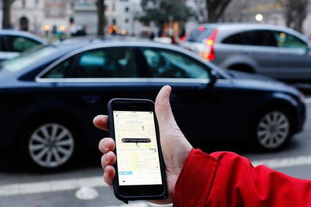 Uber est bien plus qu'un simple intermédiaire entre les chauffeurs et les clients de la plateforme, estime l'avocat général Szpunar de la CJUE. (Photo: Licence CC)