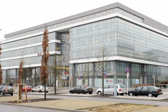 Le siège d'UBS Luxembourg servira également de base à la future succursale. (Photo : archives paperJam)