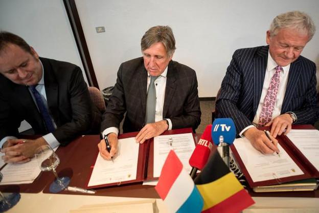 L'accord signé ce lundi 6 novembre porte non seulement sur une baisse des prix, mais aussi sur un renforcement de la sécurité ferroviaire. (Photo: Nader Ghavami)