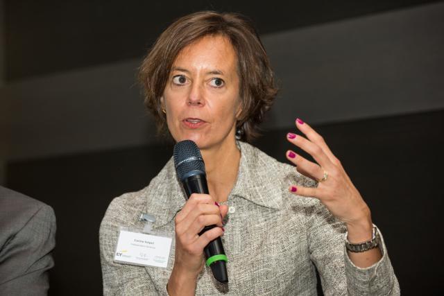Carine Feipel, avocate et désormais administratrice indépendante, siège au sein du CA de l'Ila. (Photo: Charles Caratini / archives)