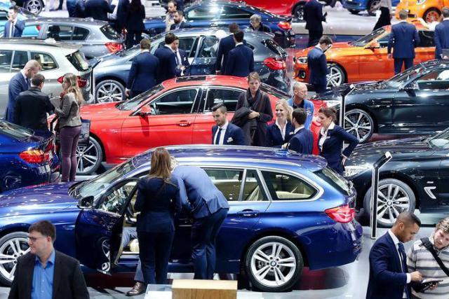Près de 1.000 véhicules au total sont à découvrir au Salon de l'auto 2017 de Bruxelles. (Photo: DR)