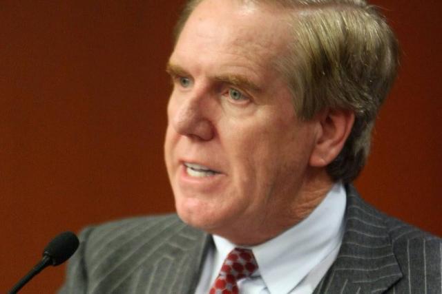 Le dernier ambassadeur en date, David McKean, a quitté ses fonctions le 20 janvier, jour de l'investiture de Donald Trump. Depuis, la vacance est assurée par la chargée d'affaires Kerri Hannan. (Photo: Facebook)
