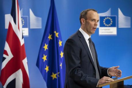 Un combat pour rien pour le négociateur britannique avec l'UE? Ses concitoyens y croient en tout cas de moins en moins. (Photo: Commission Européenne)