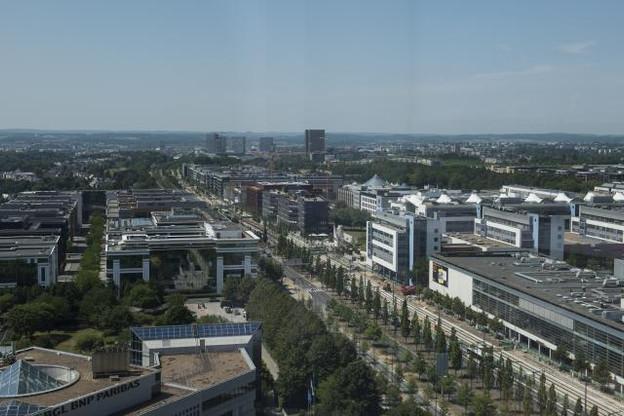 L'attractivité de la capitale n'a pas que des effets positifs. Mais c'est justement l'attractivité qui permet de financer les investissements censés préserver un niveau de qualité de vie jugé élevé. (Photo: Anthony Dehez)