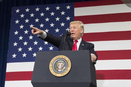 Après trois jours de blocage, les démocrates ont accepté de signer un compromis autour du budget fédéral. Un geste interprété comme «une grande victoire»par le président Donald Trump. (Photo: Licence C.C.)
