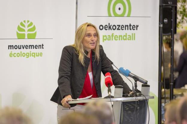 «On devrait discuter davantage du cadre politique à donner à la digitalisation», estime Blanche Weber, la présidente du Mouvement écologique. (Photo: Mouvement Écologique)