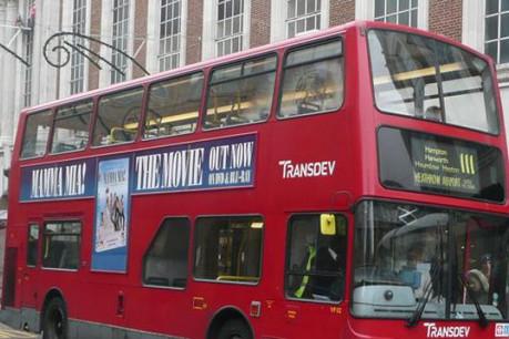 Transdev roule un peu partout, notamment à Londres. (Photo : Licence CC)