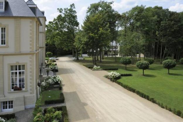 Comme le Château du Bois d'Arlon, le domaine forestier pourrait tomber dans l'escarcelle de Roby Schintgen. (Photo: archives paperJam)