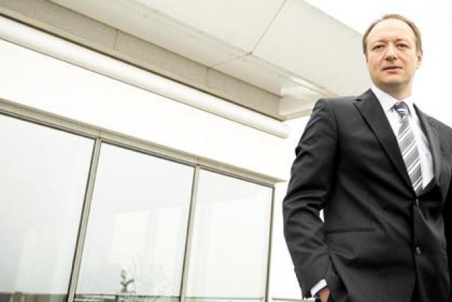 Pascal Denis (Accenture) (Photo: Julien Becker)