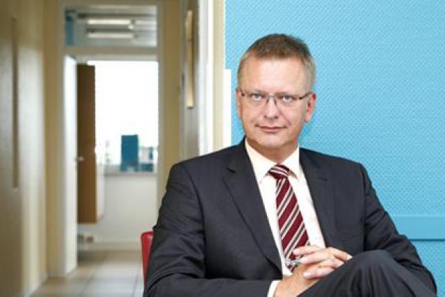 Pierre Kihn (Office Freylinger) (Photo: Olivier Minaire)