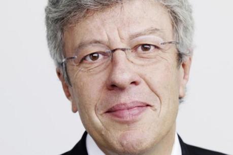 Michel Liès accèdera en février aux plus hautes responsabilités du groupe pour lequel il travaille depuis 33 ans. (Photo : Swiss Re)