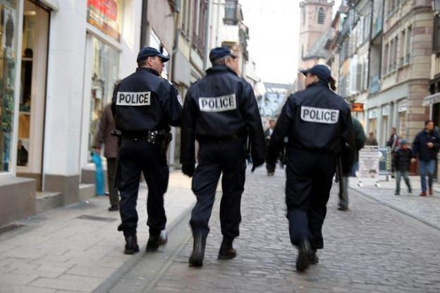 Une patrouille de police d'un commissariat de proximité est rapidement intervenue sur les lieux de l'attaque. (Photo: Licence C.C.)