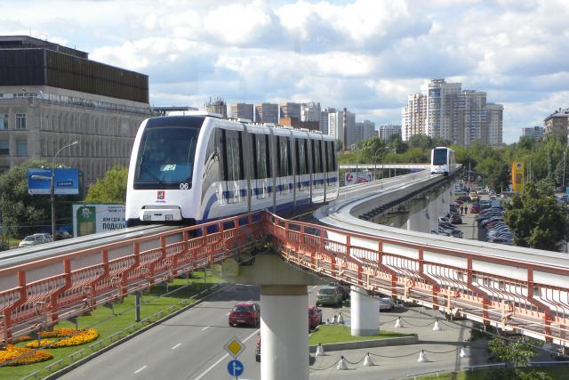 La possibilité d'installer un monorail le long de l'A4 entre les environs d'Esch-sur-Alzette et Leudelange ou Hollerich est en cours, confirme François Bausch. (Photo: Licence C.C.)