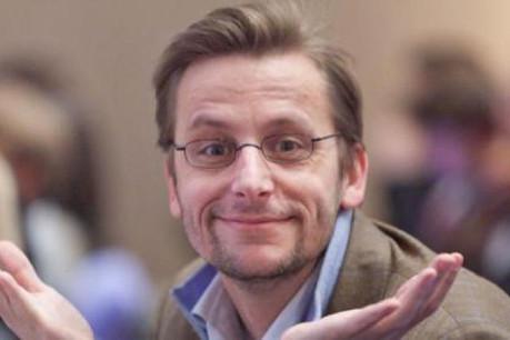 Chroniqueur radio pour France Info et Europe1.fr, Emery Doligé est également l'auteur du blog http://mry.blogs.com (Photo: DR)