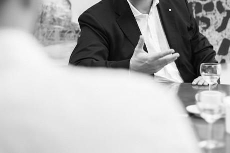Guy Goedert, administrateur chargé de direction de l'ULC: «Il faut voir s'il apporte une plus-value.» (Photo: archives Maison Moderne)