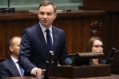 La Commission est inquiète des derniers développements politiques en Pologne, depuis l'arrivée au pouvoir du PiS, parti du président de la République Andrzej Duda. (Photo: DR)