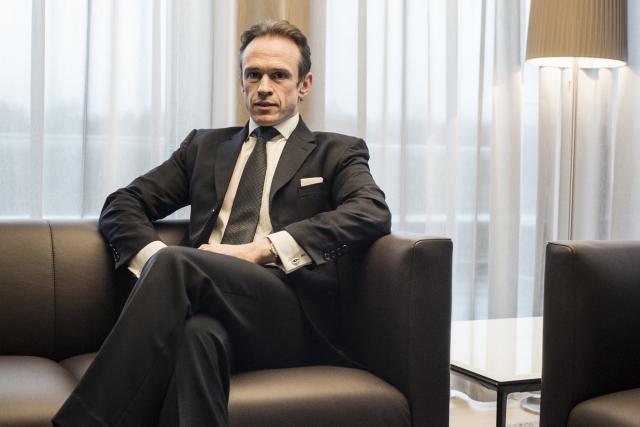 Le CEO d'EY Luxembourg est aussi membre du Conseil d'État. (Photo: Mike Zenari / archives)