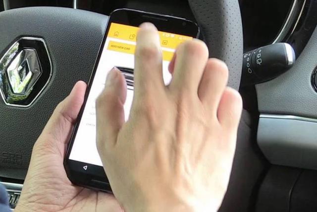 Lancée en août 2012, l'application My Renault proposera de nouvelles fonctionnalités dès la rentrée prochaine. (Photo: YouTube)