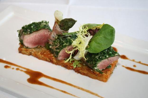 Le K Restaurant de Huldange fait son entrée dans la liste, et se retrouve ainsi aux côtés de La Bergamote (Luxembourg, Belair) et de Parc Le'h (Dudelange), notamment. (Photo: Maison Moderne)