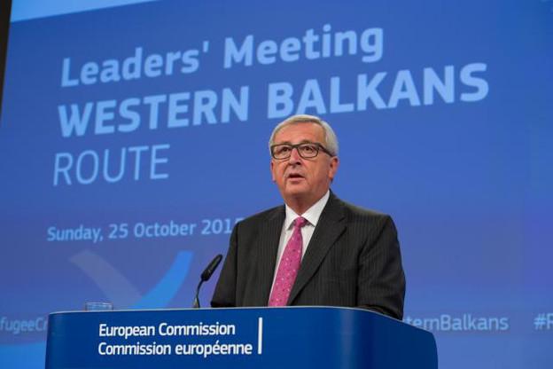 Le plan prévoit 17 mesures concrètes qui seront évaluées sur base hebdomadaire, a indiqué le président de la Commission européenne Jean-Claude Juncker. (Photo: Commission Européenne)