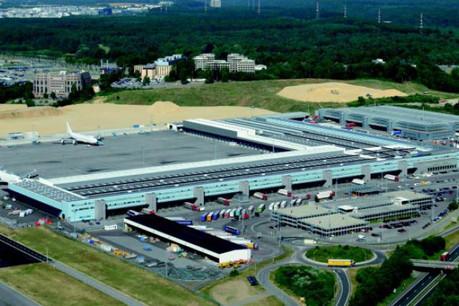 La petite taille du Cargo Center constitue un atout pour le transport de produits pharmaceutiques. (Photo : Cargolux)