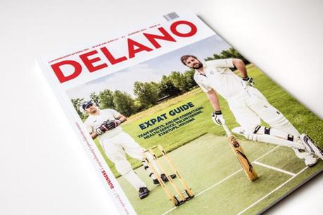 La nouvelle édition de Delano est disponible vendredi dans les kiosques. (Photo: Maison Moderne)