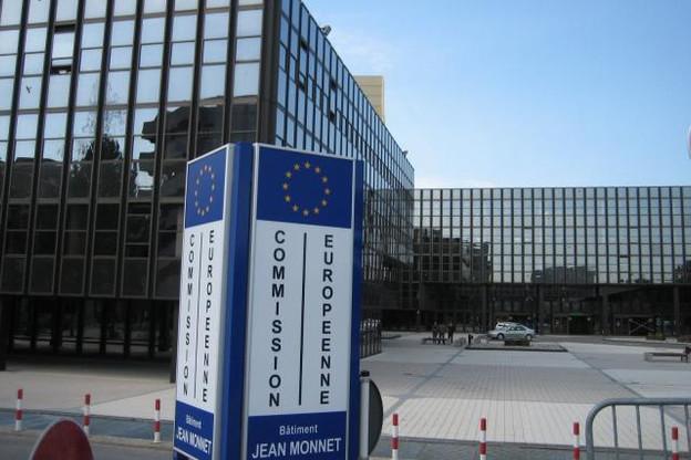 En raison de problèmes d'amiante, le bâtiment Jean Monnet I sera démoli. Les fonctionnaires prendront place au Jean Monnet II à l'horizon 2020. (Photo: Licence CC)